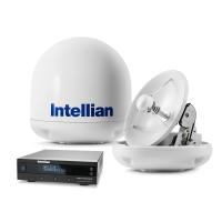 Intellian I6P Inland/Binnenvaart 60cm, quad out, 20gr/sec