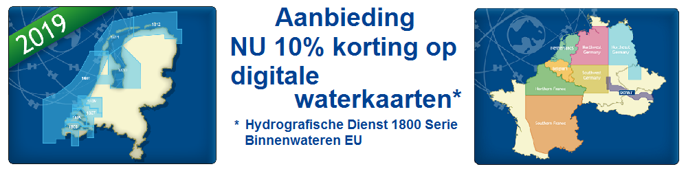 Digitale waterkaarten